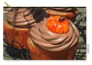 Fall Cupcakes Carry-all Pouch
