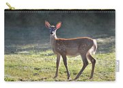 Fall Fawn Carry-all Pouch