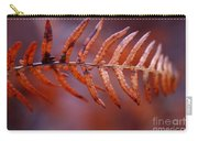 Fall Fern Carry-all Pouch