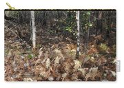 Fall Ferns Carry-all Pouch