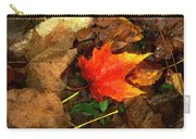 Fall Flames Out Carry-all Pouch