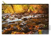 Fall Flow At Mcgee Creek Carry-all Pouch