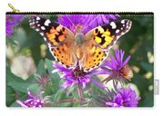 Fall Flutterby Carry-all Pouch