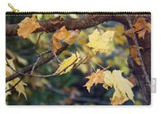 Fall Foilage Carry-all Pouch