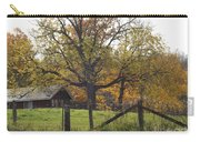 Fall Foilage In Country Carry-all Pouch