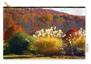 Fall Foilage In The Mountains Carry-all Pouch