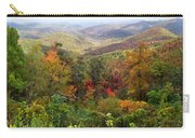 Fall Folage 3 Along The Blueridge Carry-all Pouch