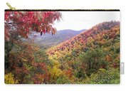 Fall Folage Along The Blueridge Carry-all Pouch