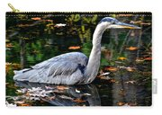 Fall Foliage And Fowl Carry-all Pouch