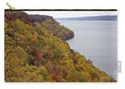 Fall Foliage On The New Jersey Palisades II Carry-all Pouch