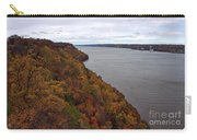 Fall Foliage On The New Jersey Palisades  Carry-all Pouch