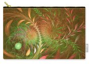 Fall Fractal Fields Carry-all Pouch