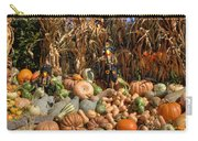 Fall Harvest Carry-all Pouch by Joann Vitali