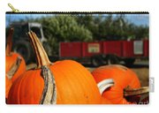 Fall Hayride Carry-all Pouch
