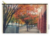 Fall In Downtown Vancouver Washington Carry-all Pouch
