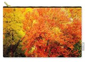 Fall In Full Bloom Carry-all Pouch
