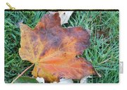 Fall In Leaf Carry-all Pouch