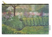 Fall In Monet's Garden Carry-all Pouch