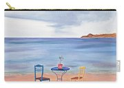 Fall In Mykonos Carry-all Pouch