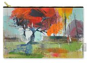 Fall In Sharonwood Park 2 Carry-all Pouch
