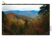 Fall In The Blue Ridge Mountains Carry-all Pouch