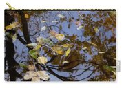 Fall In The Lake In Vienna No. 1 Carry-all Pouch