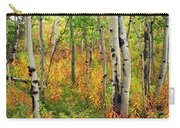 Fall In The Tetons Carry-all Pouch