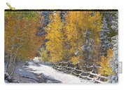 Fall Into Beartrap Meadow - Casper Mountain - Casper Wyoming Carry-all Pouch