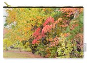 Fall Landscape 3 Carry-all Pouch