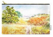Fall Landscape Briones Park California Carry-all Pouch