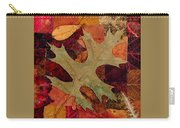Fall Leaf Collage Carry-all Pouch