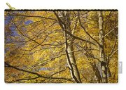 Fall Leaves And Trees In West Michigan No171 Carry-all Pouch