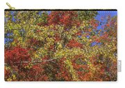 Fall Leaves In So Cal Carry-all Pouch