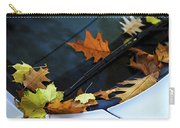 Fall Leaves On A Car Carry-all Pouch