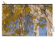 Fall Leaves On Open Windows Jerome Carry-all Pouch