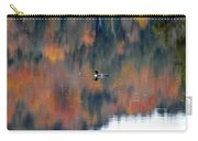 Fall Loon Carry-all Pouch