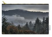Fall Low Clouds And Fog Carry-all Pouch