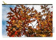 Fall Maple Leaves Carry-all Pouch