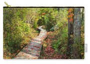 Fall Morning Carry-all Pouch by Bill Wakeley