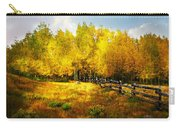 Fall Near Lake City Carry-all Pouch