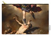 Fall Of The Rebel Angels Carry-all Pouch