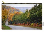 Fall On Fox Hollow Road Carry-all Pouch