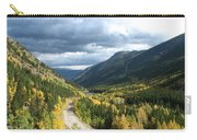 Fall On Guanella Pass Carry-all Pouch