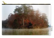 Fall On Melton Hill Lake Carry-all Pouch