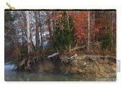 Fall On Melton Hill Lake IIi Carry-all Pouch