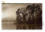 Fall On Melton Hill Lake V Carry-all Pouch
