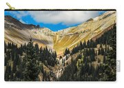 Fall On Red Mountain Pass Carry-all Pouch