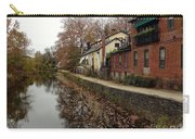Fall On The Canal Carry-all Pouch