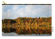 Fall On The Lake Carry-all Pouch