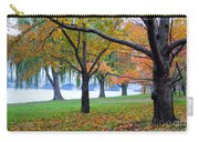 fall on the Potomac River Carry-all Pouch